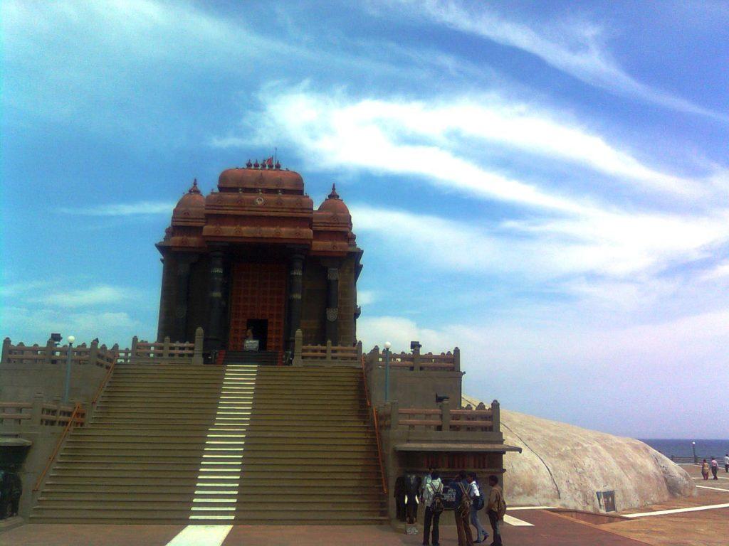 Triveni Sangam, Kanyakumari