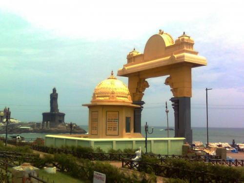 Triveni Sangam-7, kanyakumari