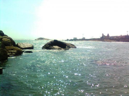 Triveni Sangam-4, kanyakumari