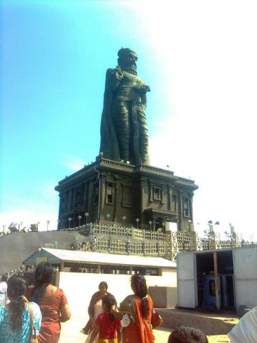 Triveni Sangam-11, kanyakumari